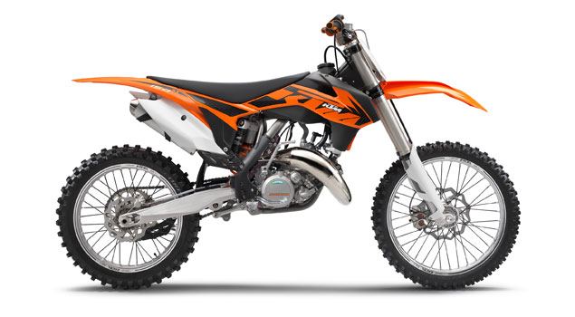 KTM 150 SX 2013: The best of both worlds.