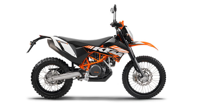 KTM 690 Enduro R 2013: Powerful all-rounder